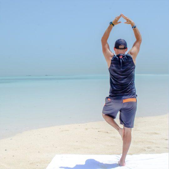 Yoga on the Island